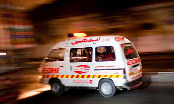 مانیار میں ٹریفک حادثہ، 2افراد جاں بحق