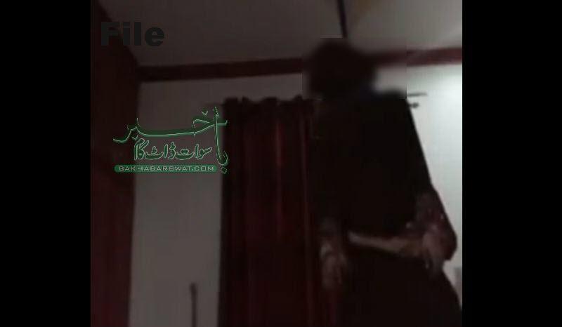 سیدو شریف، تیرہ سالہ لڑکی کی گلے میں پھندا ڈال کر خود کشی