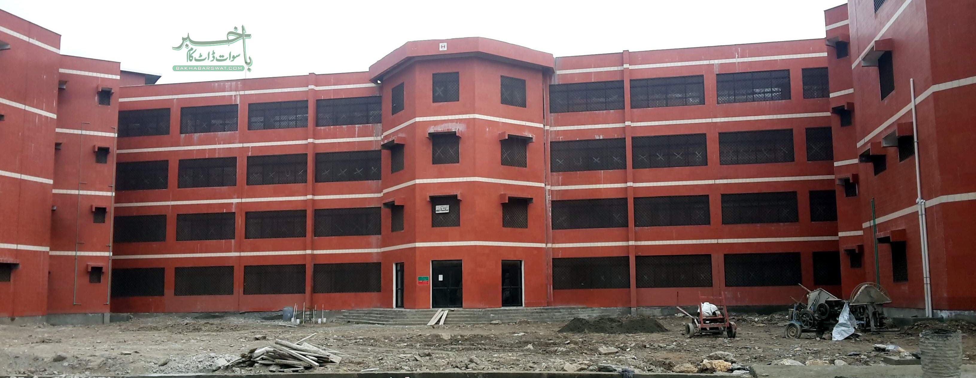 500 بستروں کے سیدو ہسپتال کا میگا منصوبہ آخری مراحل میں ہے، ڈاکٹر فارق جمیل