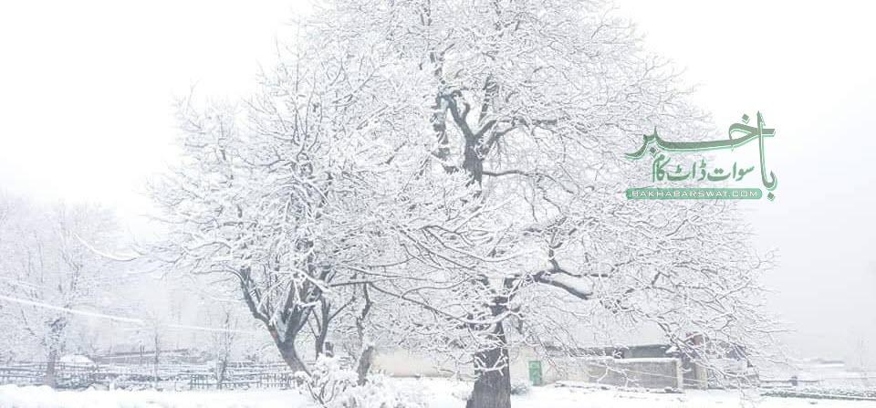 سوات، سردی کی لپیٹ میں، کالام میں درجہ حرارت منفی 5 سنٹی گریڈ ریکارڈ