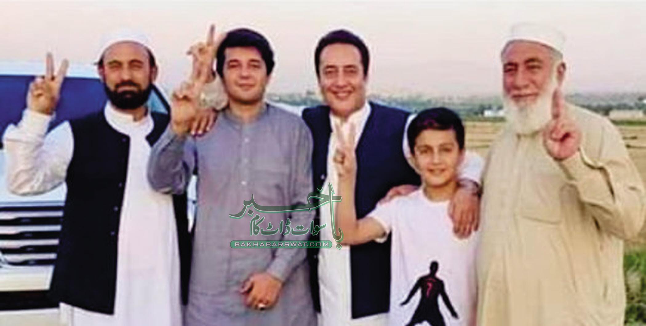 پشاور ہائی کورٹ مینگورہ بنچ، سابق ایم این اے کے بیٹے کو رہا کرنے کا حکم جاری