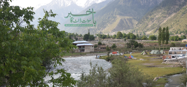 سوات، سیاحوں کے داخلہ پر غیر معینہ مدت کے لئے پابندی عائد