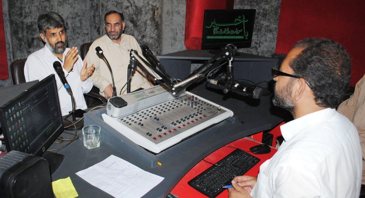 صوبائی حکومت سیاحت کے فروغ کے لیے سنجیدہ ہے، امجد علی سحابؔ