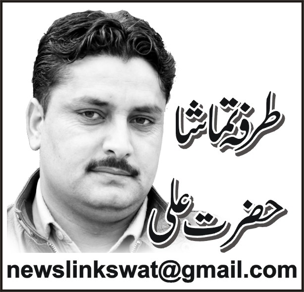 فضل حکیم خان یوسف زئی، واسا اور وہم