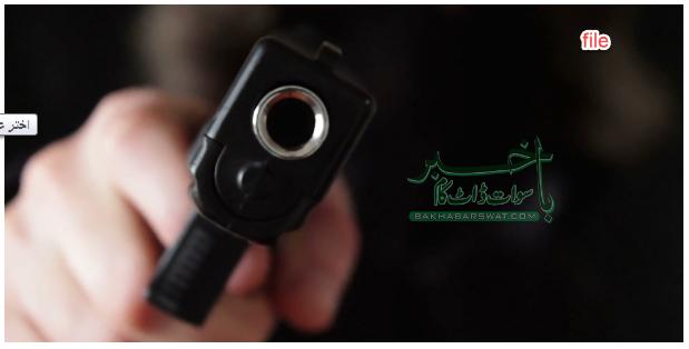 سیدو شریف،بچوں کی لڑائی میں فائرنگ سے ایک شخص زخمی