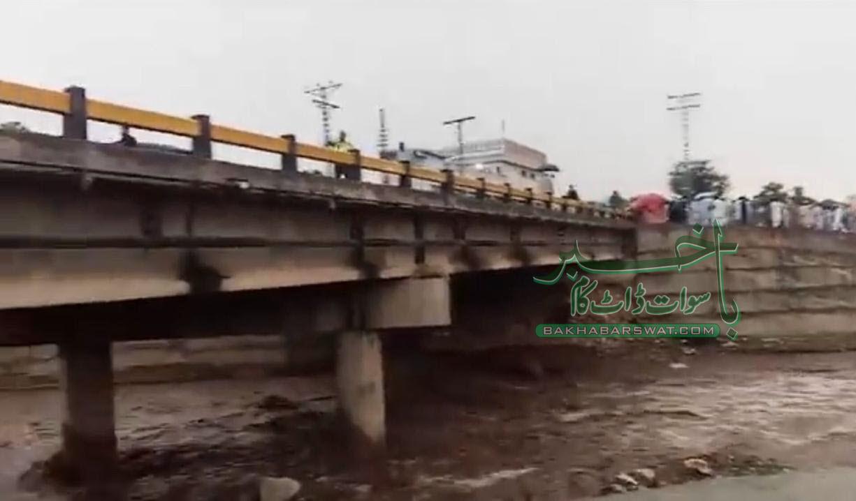سوات، دوسرے روزبھی طوفانی بارش نے تباہی مچا دی، تین جاں بحق