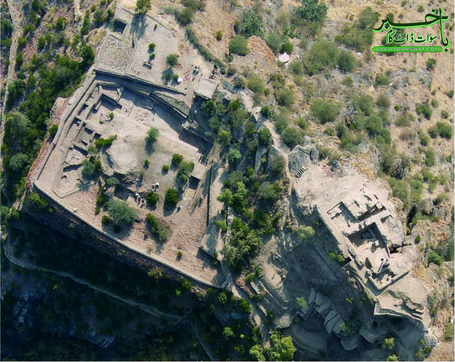 بریکوٹ غونڈئی، سیکڑوں سال پرانے مندر کے آثار دریافت