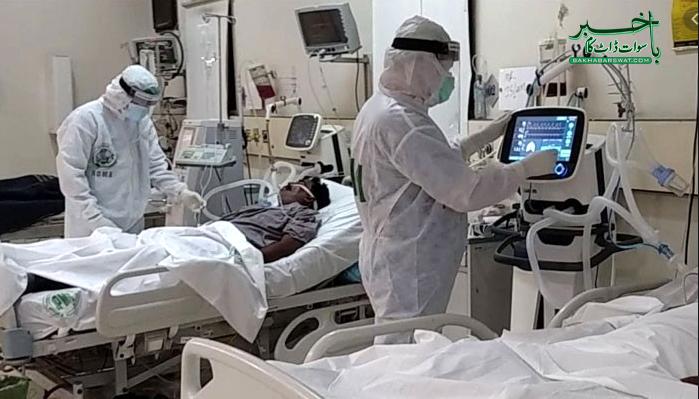سوات، کورونا میں زیرِ علاج ایک اور مریض انتقال کرگیا